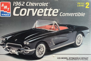 1962 Chevrolet Corvette Convertible 1/25 1994 Issue