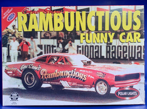 Gene Snow's Rambunctious Funny Car 1/25 2000 Issue