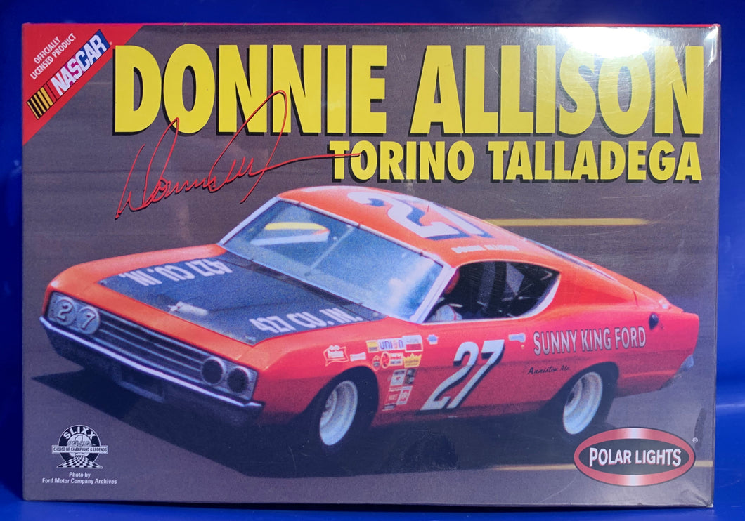 1969 Ford Torino Talladega Donnie Allison 1/25