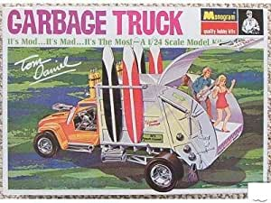 Garbage Truck, It's Mod...It's Mad...It's The Most 1/24 2000 Issue