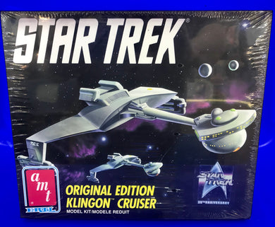 STAR TREK Klingon Cruiser Original Edition