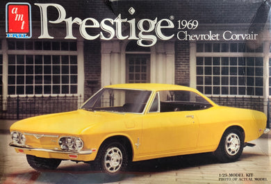 1969 Chevrolet Prestige Series 1/25 1988 Issue