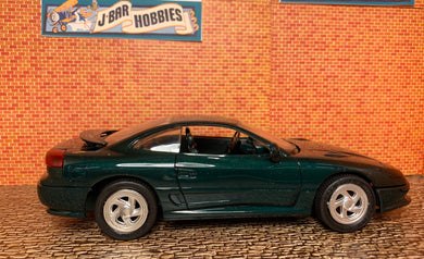 1993 Dodge Stealth R/T Turbo in Emerald Pearl Green 1/25