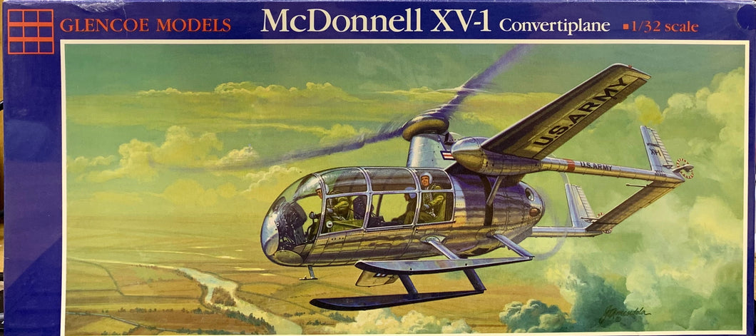 McDonnell XV-1 Convertiplane 1/32 1988 Issue