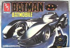 Batmobile Batman (1989) 1/25