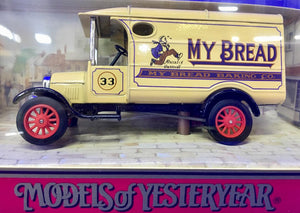 1926 Ford model TT Van,  My Bread Baking Company  1/60 Scale