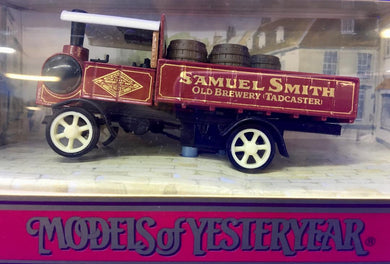 1917 Yorkshire Steam Wagon type WA   1/61 scale