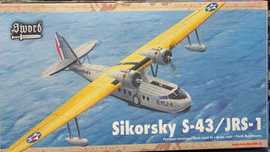 Sikorsky S-43/JRS-1  1/72  2003 Issue