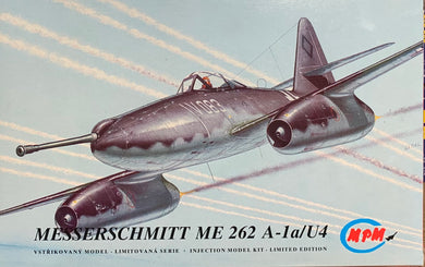 Messerschmitt Me 262 A-1a/U4  1/72  1992 Issue