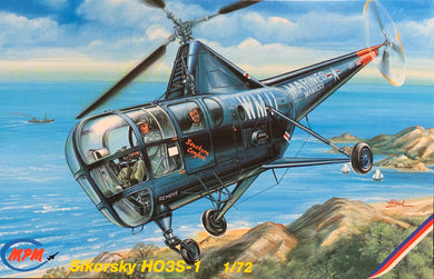Sikorsky HO3S-1  1/72  1995 Issue