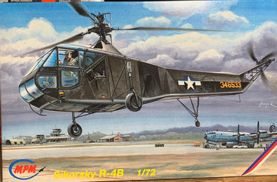 Sikorsky R-4B 1/72  1995 Issue
