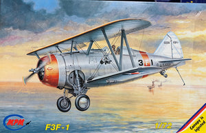 Grumman F3F-1 1/72  2000 Issue
