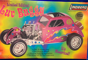 Big Luv Buggy Motorized 1969 FIAT 1/12  1999 Issue