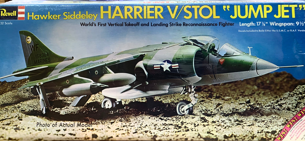 Hawker Siddeley Harrier V/STOL