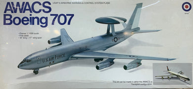 AWACS Boeing 707  1/100  1977 Issue