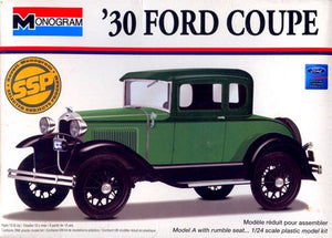 1930 Ford Coupe 1/24