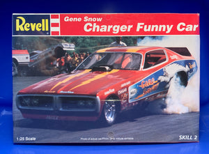 Gene Snow Charger Funny Car 1/25 1996 Issue