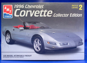 1996 Chevrolet Corvette 1/25 1995 Issue