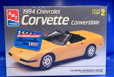 1994 Chevrolet Corvette Convertible 1/25 1994 Issue