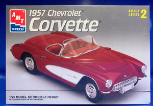1957 Corvette Convertible  1/25 1996 Issue
