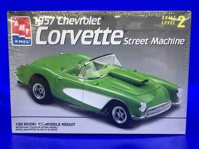 1957 Chevrolet Corvette Street Machine   1/25