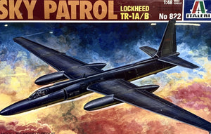 Lockeed TR-1A/B 'Sky Patrol'  1/48 1988 Scale