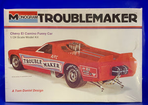 Tom Daniel's Troublemaker 1/24 1994 Issue