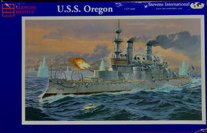 U.S.S. Oregon  1/225  1989 Issue