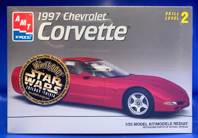 1997 Chevy Corvette 1/25 2001 Issue