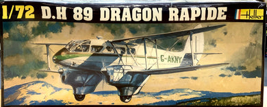 D.H 89 Dragon Rapide 1/72 Initial 1979 release