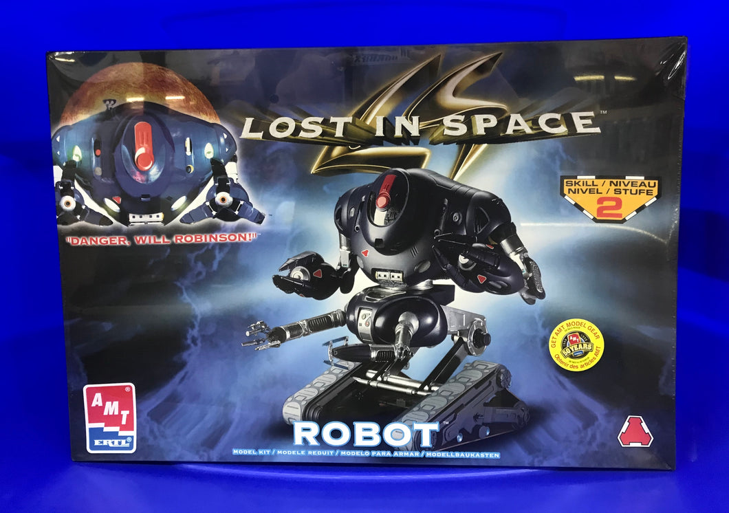 Lost In Space Robot  1/48 scale