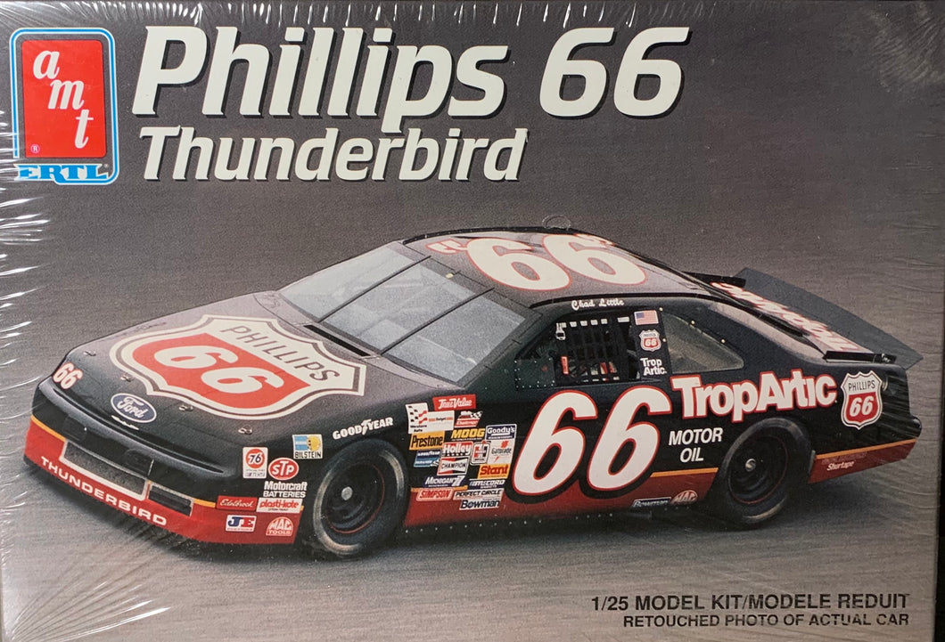 Chad Little, Phillips #66 1992 Ford Thunderbird 1/25 1992 Issue