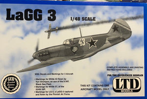 LaGG-3  1/48  1996 Issue