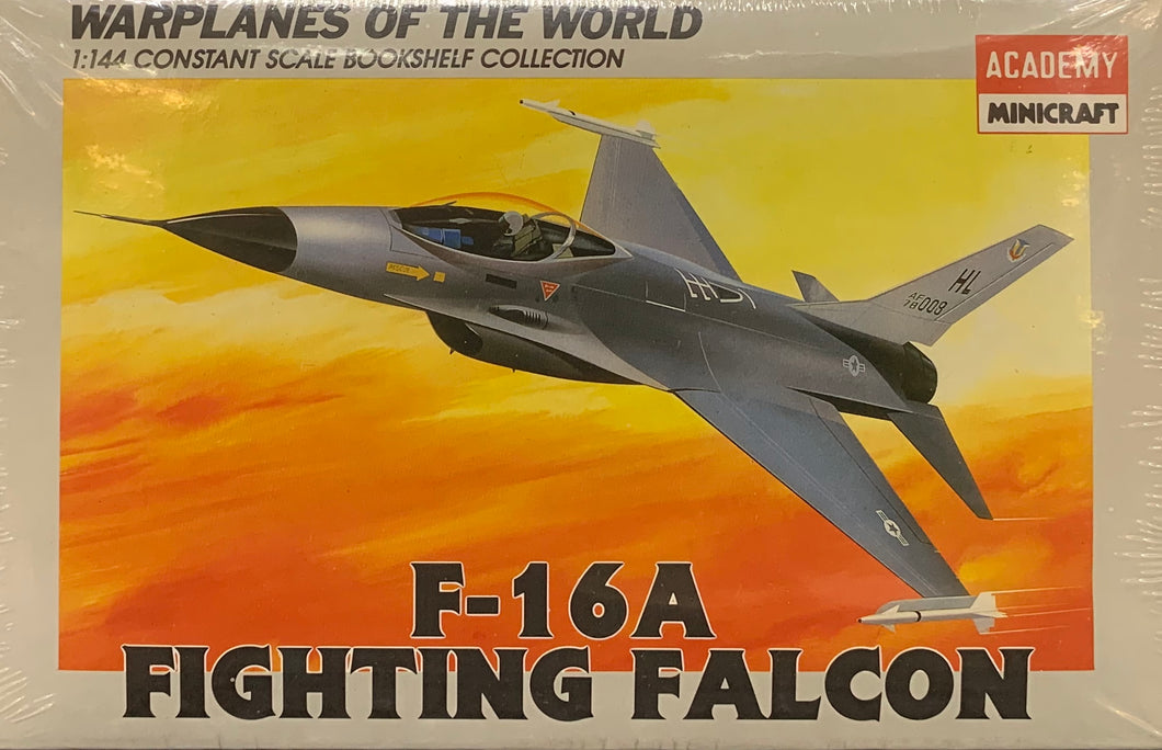 F-16A Fighting Falcon 1/144 1992 Issue **FREE SHIPPING**