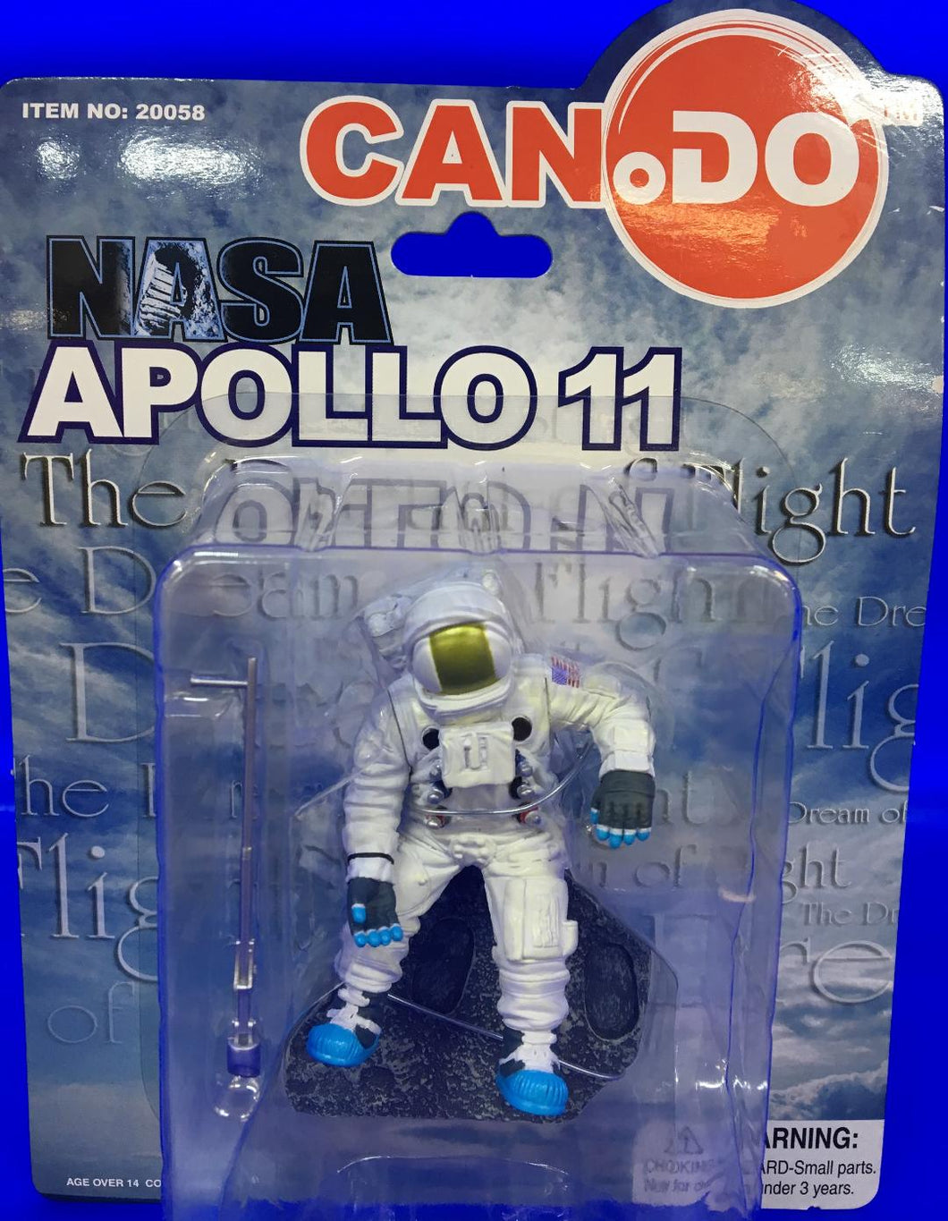 Dragon Can.Do Nasa Apollo 11 Astronaut #1