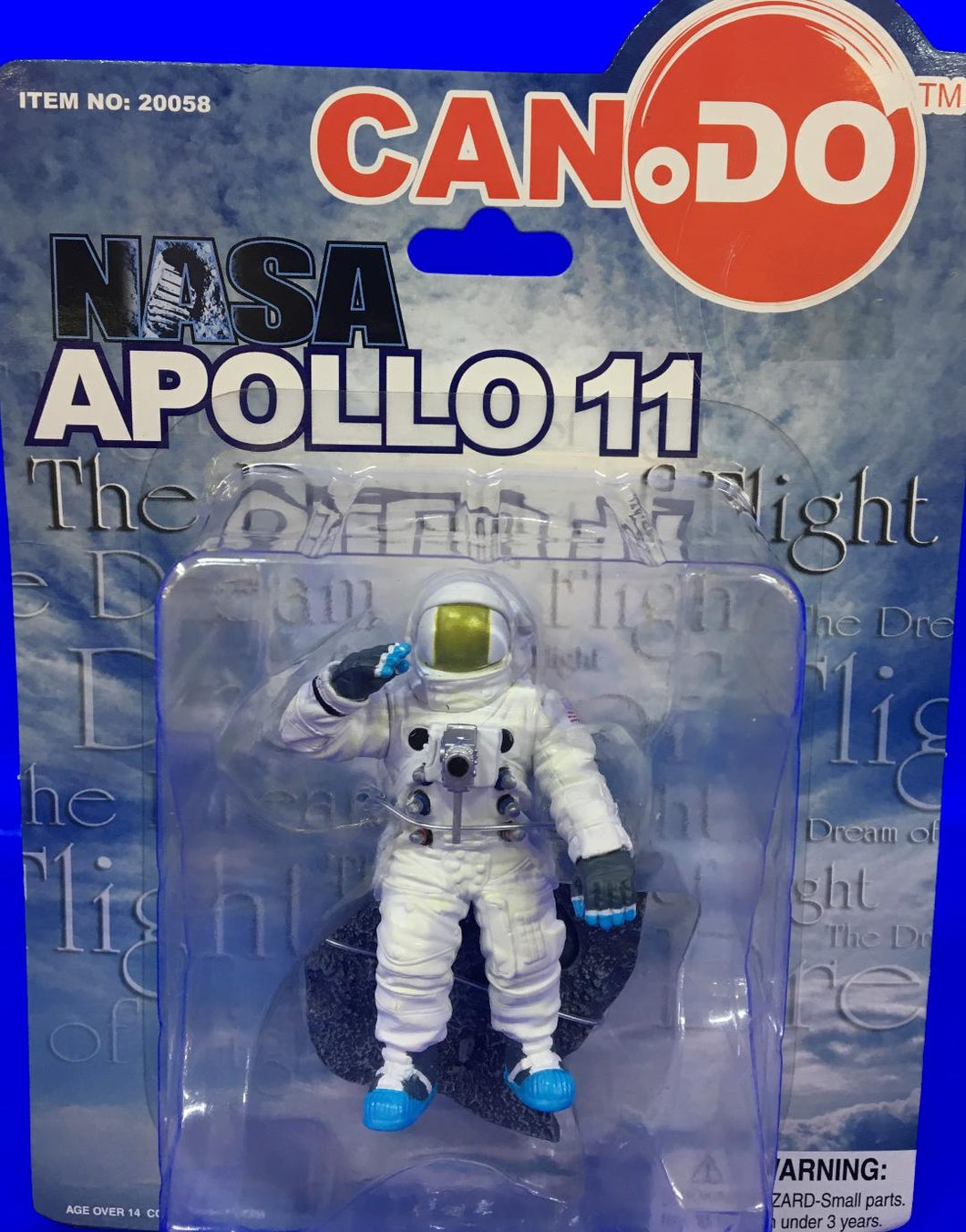 Dragon Can.Do Nasa Apollo 11 Astronaut #2