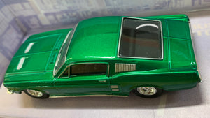 Dinky Item DY-16 1967 Ford Mustang Fastback 1/43