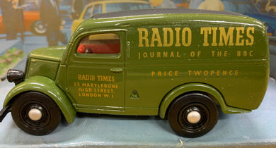 Dinky Item DY-4 1950 Ford E83W 10 CWT Van  1/43