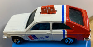 1982 Chevette Domino's Pizza Delivery Promo Car 1/64