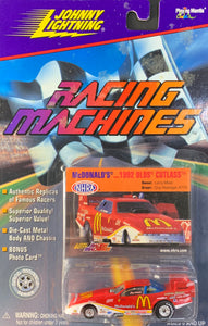Racing Machines 1992 Oldsmobile Cutlass