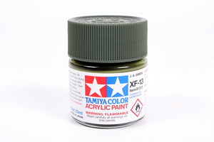 Tamiya  ACRYLIC XF-13 J.A. GREEN 23Ml Bottle
