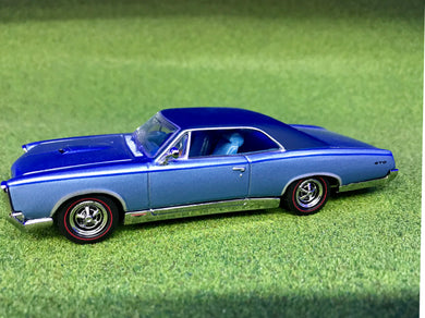 1967 Pontiac GTO 1/43 by Matchbox Models of Yesteryear