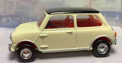 Dinky Item DY-21 1964 Mini Cooper 'S'  1/43