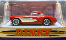 Load image into Gallery viewer, Dinky Item DY-23 1956 Chevrolet Corvette 1/43