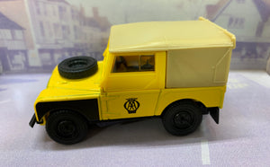 Dinky Item DY9-B 1949 Land Rover  1/43