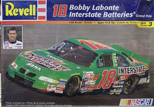 Labonte Bobby #18 Interstate Batteries Grand Prix  1/24   1999 Issue