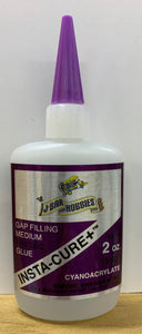 Insta-Cure Gap Filling 2oz Cyanoacrylate 5-15 seconds dry time