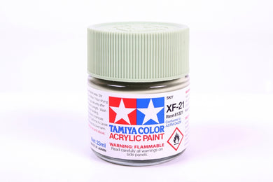 Tamiya  ACRYLIC XF-21 SKY 23Ml Bottle