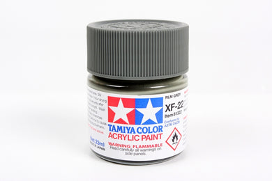 Tamiya  ACRYLIC XF-22 RLM GRAY 23Ml Bottle