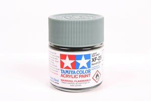 Tamiya  ACRYLIC XF-25 LIGHT SEA GRAY 23Ml Bottle